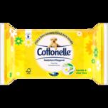 Cottonelle Feucht Natürlich pflegend Kamille & Aloe Vera 42 Stück