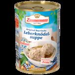 Zimmermann Leberknödel 2 Stück in 400ml