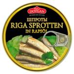 Dovgan Riga Sprotten in Öl 130g