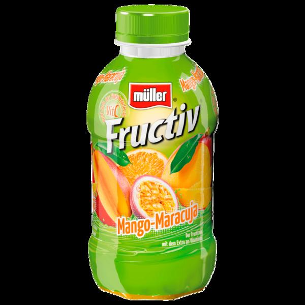 Müller Fructiv Mango-Maracuja 440ml
