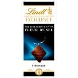Lindt Excellence Schokolade Meersalz 100g