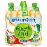 EiszeitQuell Bio-Apfelschorle 6x0,5l