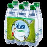 Alwa Mineralwasser Medium 6x0,5l