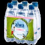 Alwa Mineralwasser Naturelle 6x0,5l