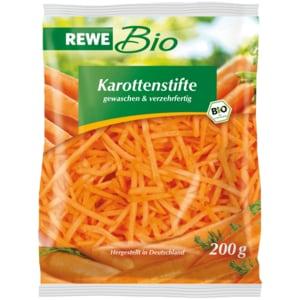 REWE Bio Karottenstifte