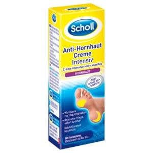 Scholl Anti-Hornhaut Creme Intensiv 30ml