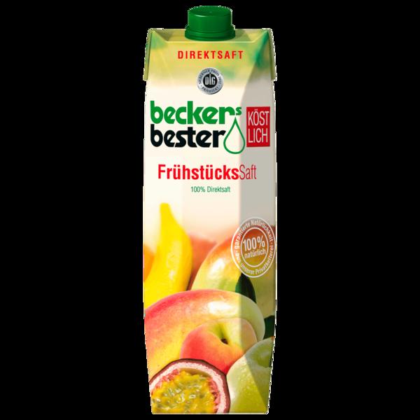 Becker's Frühstückssaft 1l