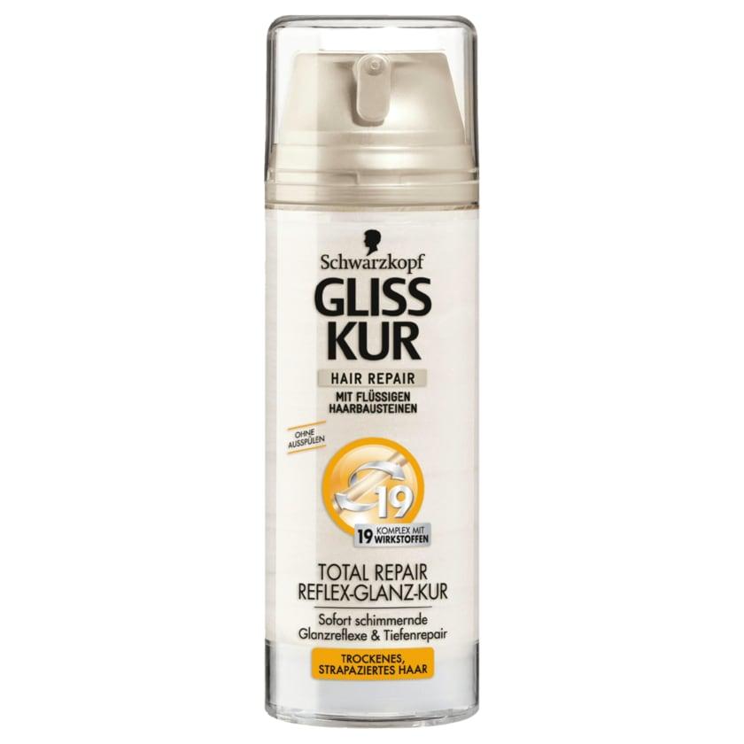 Schwarzkopf Gliss Kur Total Repair Reflex-Glanz-Kur 150ml