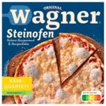 Original Wagner Steinofen Pizza Käse-Quartett vegetarisch 350g