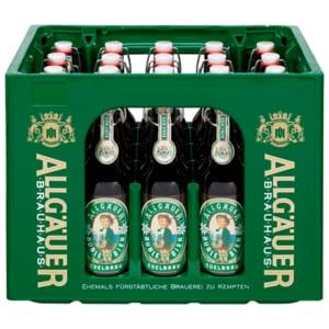 Allgäuer Büble Bier Edelbräu 20x05l Bei Rewe Online Bestellen