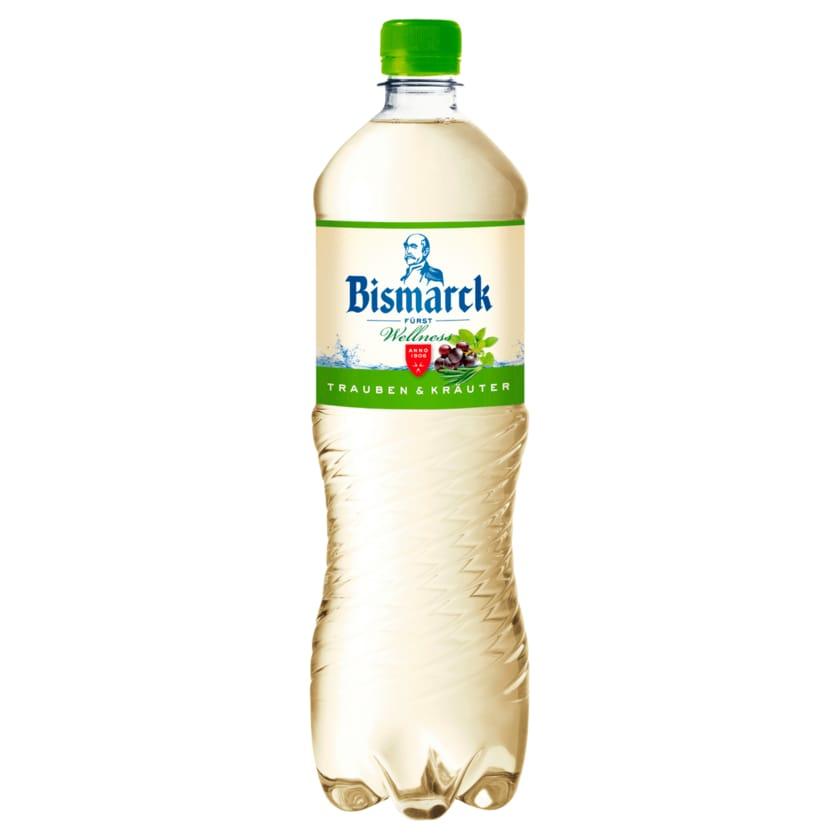 Bismarck Wellness Trauben und Kräuter 0,5l