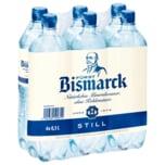 Fürst Bismarck Mineralwasser still 6x0,5l