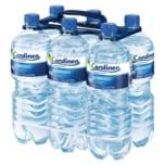 Carolinen Classic natürliches Mineralwasser 6x1l