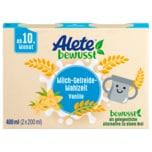 Alete Mahlzeit zum Trinken Vanille-Geschmack 2x200ml