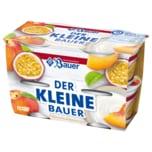 Bauer Fruchtjoghurt Pfirsich-Maracuja 4x100g