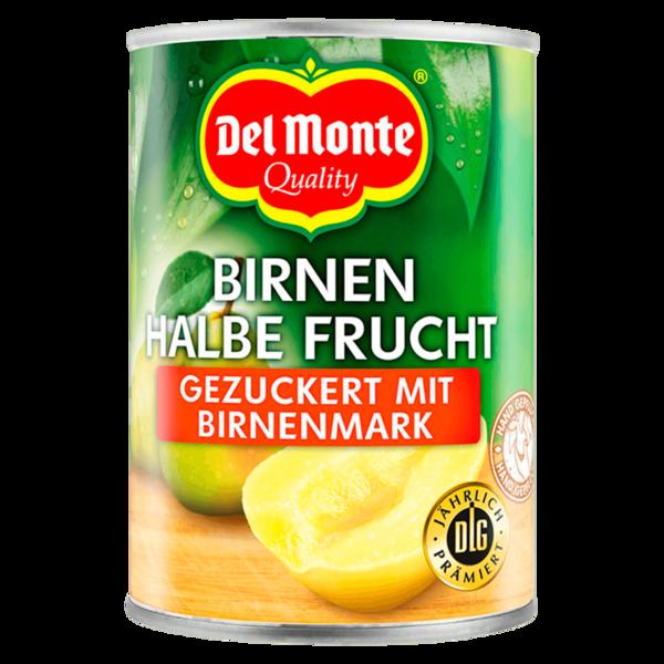 Del Monte Birnen halbe Frucht 230g