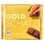 Ritter Sport Schokolade Goldschatz 250g