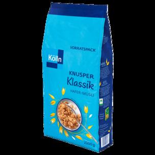 Kölln Müsli Knusper Klassik Vorratspack 2kg
