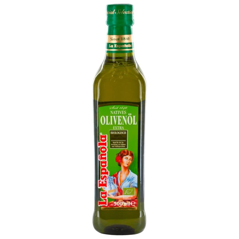 La Espanola Bio-Olivenöl 500ml