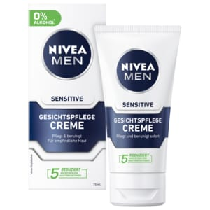 Nivea Men Gesichtspflege Creme Sensitive 75ml