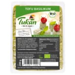 Tukan Bio Tofu Basilikum vegan 200g