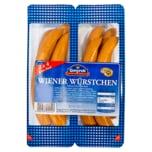 Gmyrek Wiener Würstchen 2x4 Stück, 400g