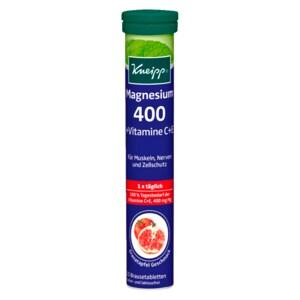 Kneipp Magnesium 400 + C + E 15 Stück
