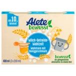 Alete Mahlzeit zum Trinken 8-Korn mit Honig ab 10. Monat 2x200ml