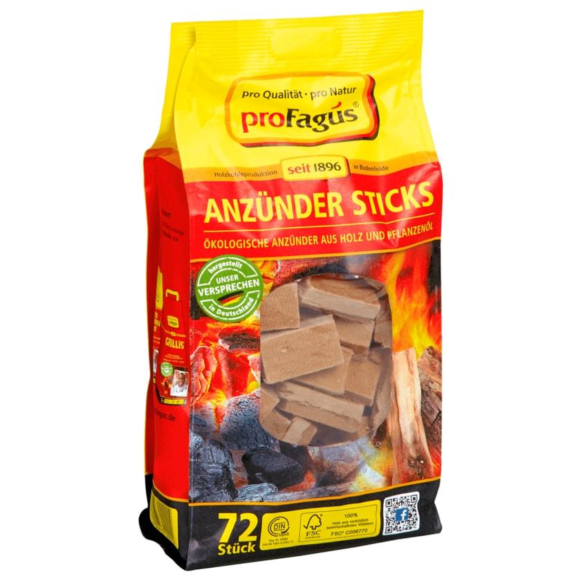 Flamis Grillanzünder 72 Stück