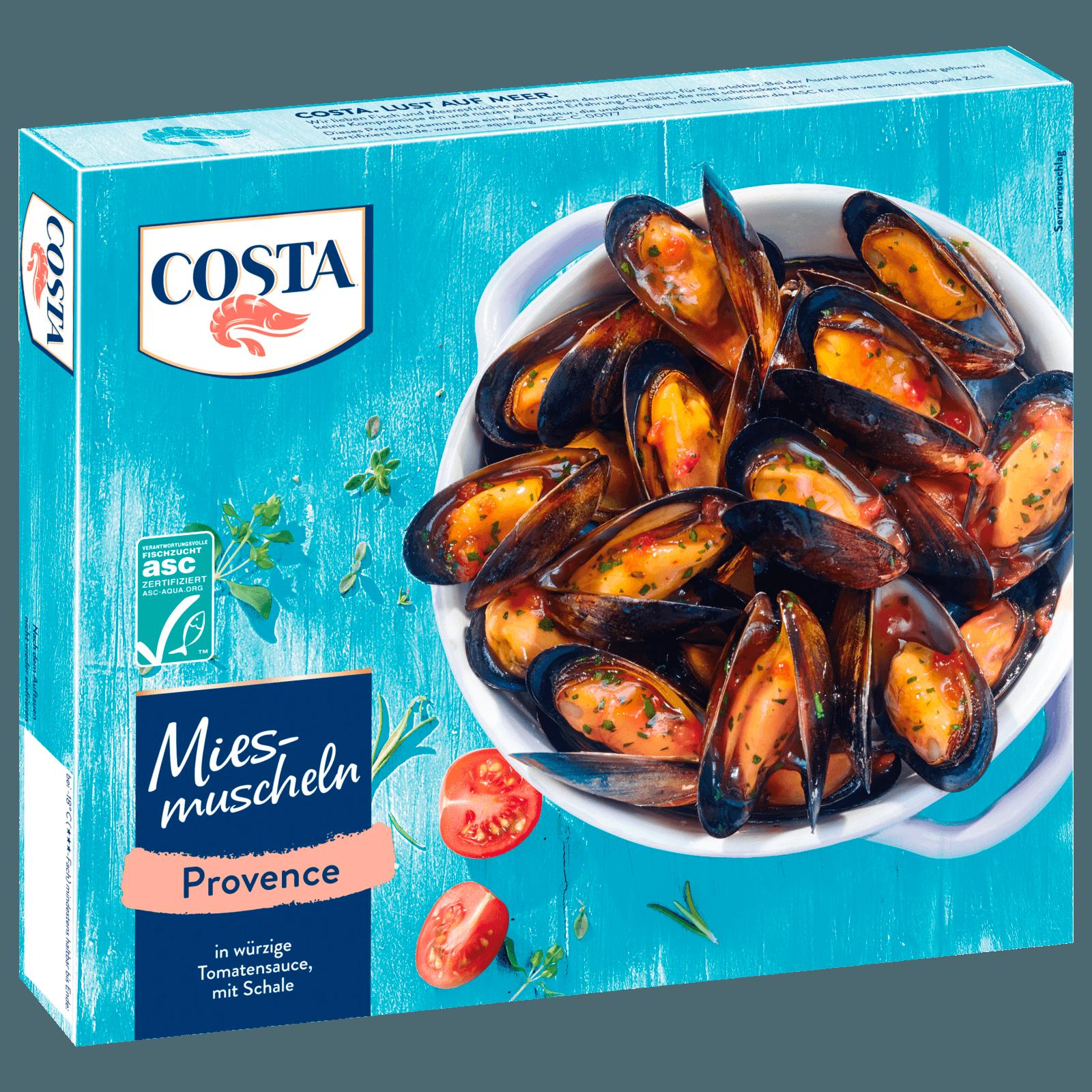 Costa Miesmuscheln Provence 450g
