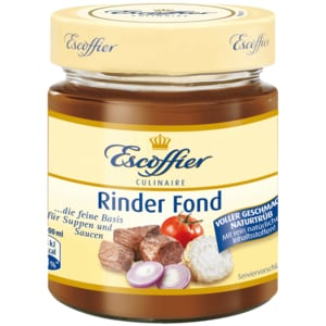 Escoffier Rinder-Fond 200ml