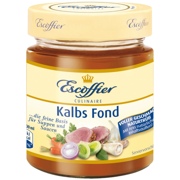 Escoffier Kalbs-Fond 200ml