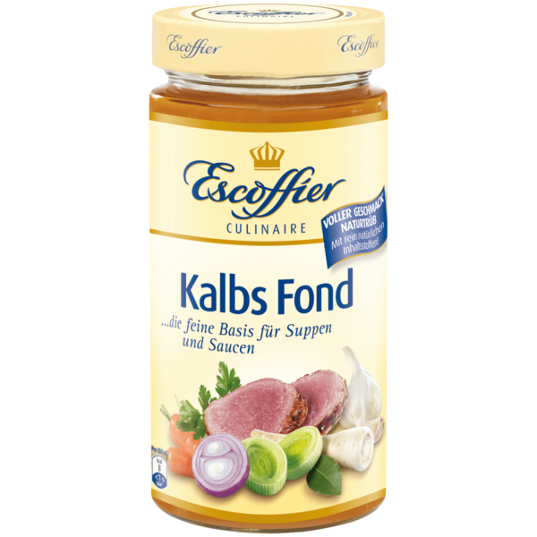 Escoffier Kalbs-Fond 400ml