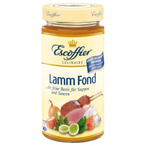 Escoffier Lamm-Fond 400ml
