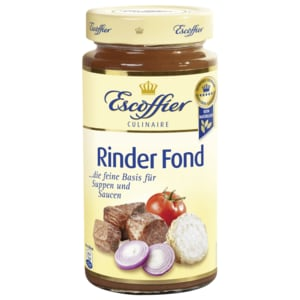 Escoffier Rinder-Fond 400ml