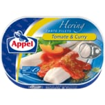 Appel MSC Heringsfilets Tomate & Curry 200g