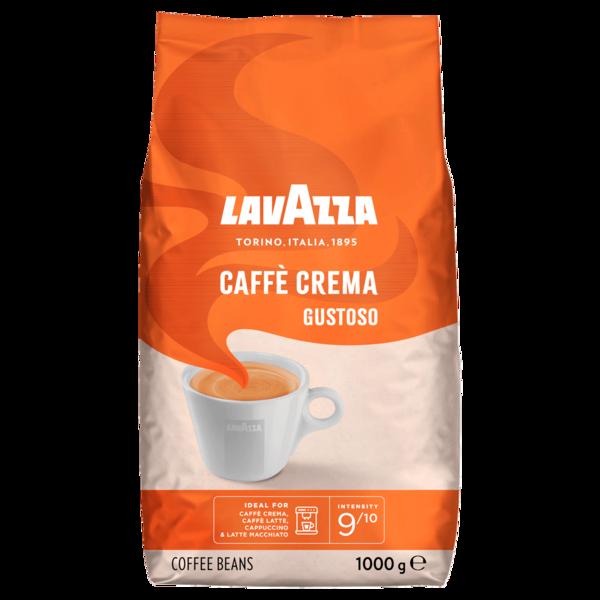 Lavazza Caffè Crema Gustoso 1kg