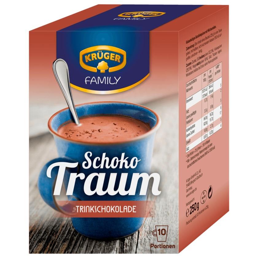 Krüger Trinkschokolade 250g