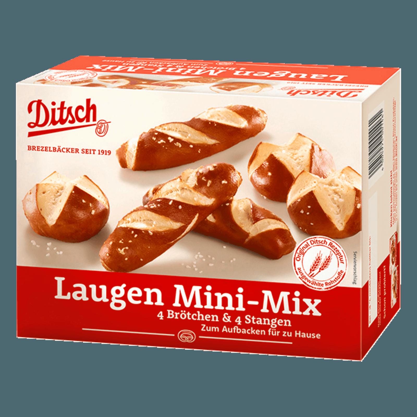 Ditsch Laugen-Minimix 8x50g