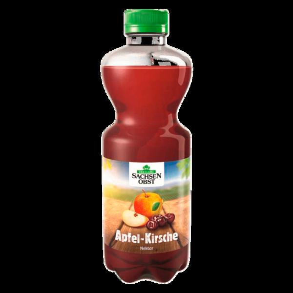 Obstland Sachsen Obst Apfel-Kirsch 1l