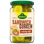 Kühne Sandwich-Gurken würzig-süß 185g