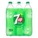 7Up Free zero sugar 6x1,5l