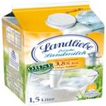 Landliebe frische Landmilch 3,8% 1,5l