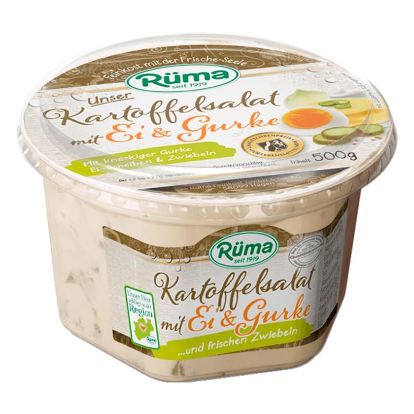 Rüma Kartoffelsalat mit Ei & Gurke 500g