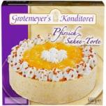 Grotemeyer Pfirsich-Melba-Torte 500g