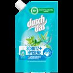 Duschdas Flüssigseife Schutz & Hygiene Nachfüllbeutel 500ml