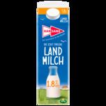 Hansano Frische Landmilch 1,8% 1l
