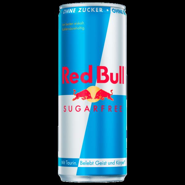 Red Bull Sugarfree Energy Drink 0,25l