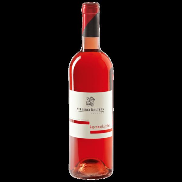 Kellerei Kaltern Rosé Rosenmuskateller lieblich 0,75l