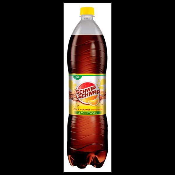 Schwip Schwap Colamix Lemon ohne Zucker 2l